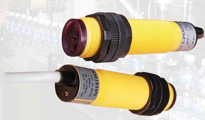 Cảm biến quang, cảm biến quang thu phát chung, hống ngoại, laser